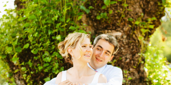 Sneak Peek // Liz + Seamus // Seattle Backyard Wedding