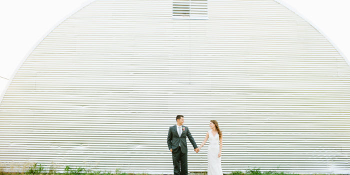 Monica + Micah // Married in Cortland, NE