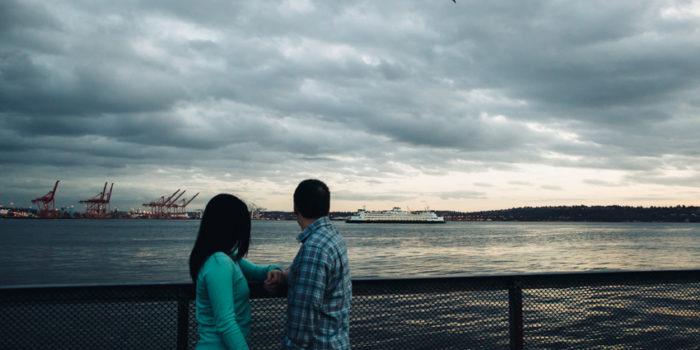 Eric + Kirsten // Engaged
