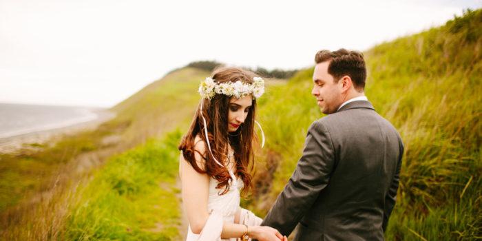 Sneak Peek // Jerica + Tyler's Wedding // Captain Whidbey Inn