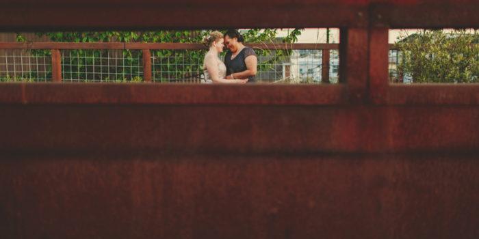 Sneak Peek // Lara & Heather's Wedding // Within Sodo