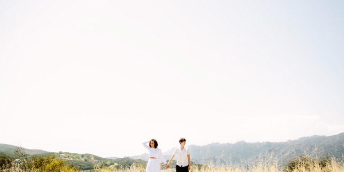 Sneak Peek // Tanya & Andrea's Wedding // Los Angeles, CA