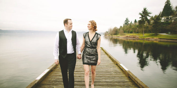 Lauren + Andrew // Seattle Engagement