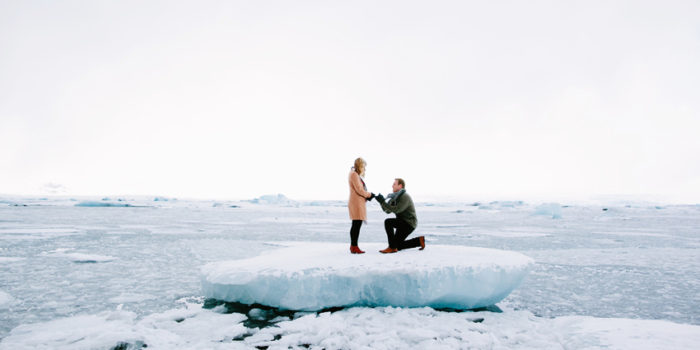 Kara + Kevin // Iceland Proposal