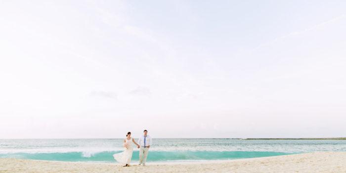 Nataliya + Allan // Bahamas Destination Wedding