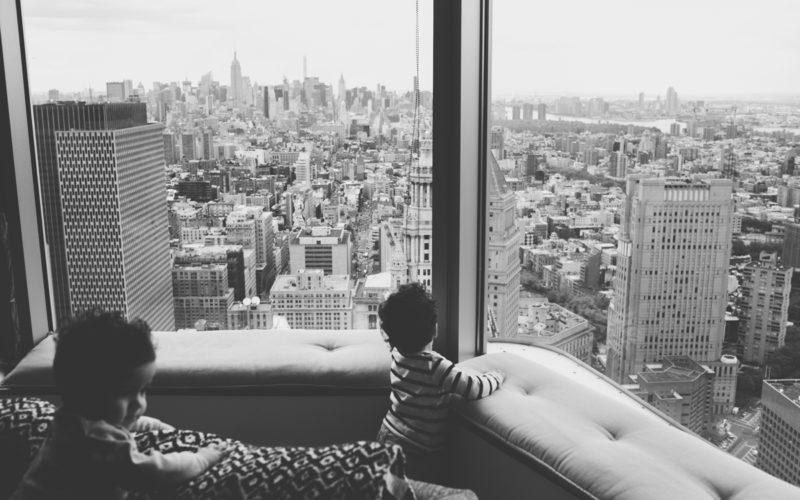 KOURASH & KIAVASH // AT HOME IN NYC