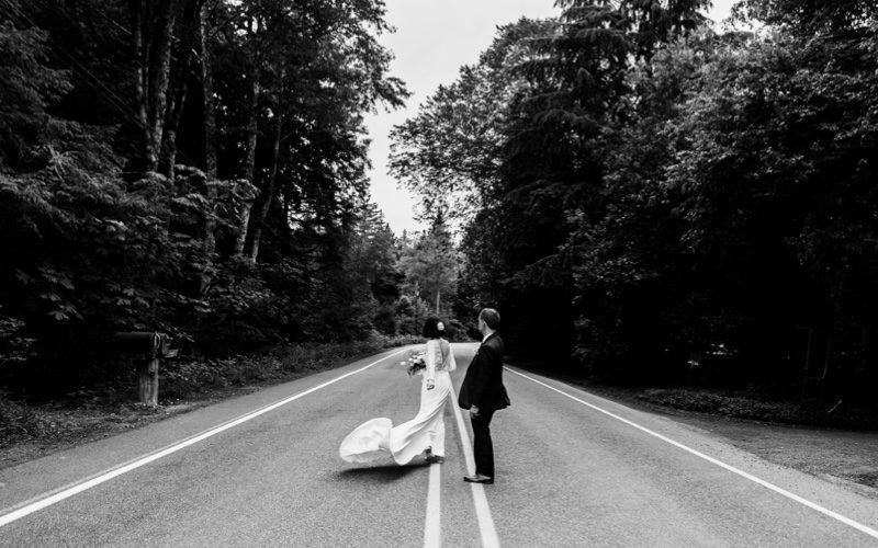 Kelly + Gordon // Seattle Wedding Photographer
