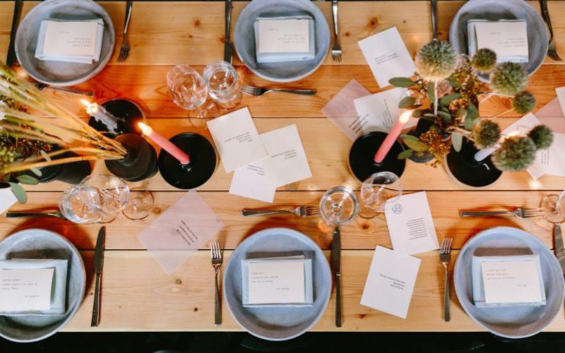 Filigree Haiku Supper // NYC Photographer